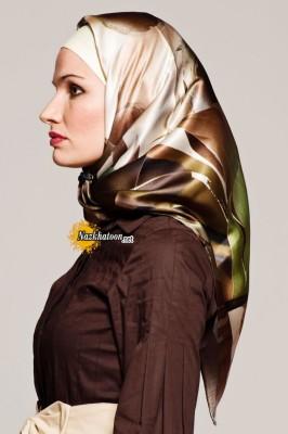 مدل شال و روسری – 8