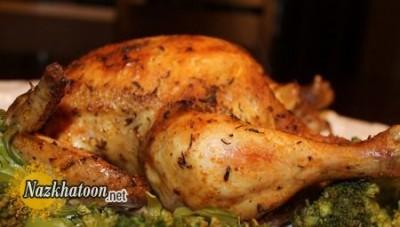 2 روش از بین بردن بوی ضخم مرغ