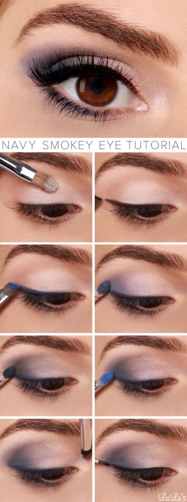 آرایش چشم – مدل 53