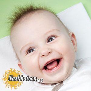 کاهش درد دندان درآوردن کودک