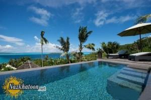 عکسهای جزایر زیبا و فوق العاده دیدنی بورا بورا