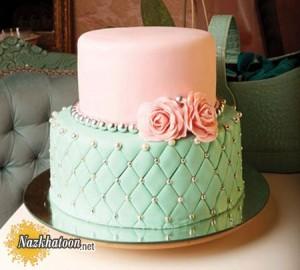 روش تهیه کیک آجیلی