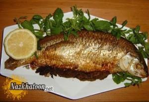 انواع روش های پخت ماهی