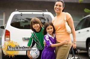 ترفندهایی برای خرید راحت با فرزندان برای نوروز