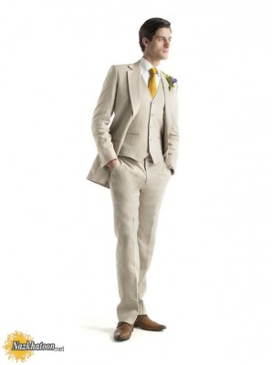 linen-wedding-suits