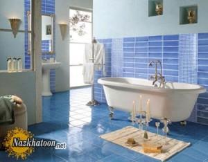 نکاتی برای طراحی یک حمام زیبا