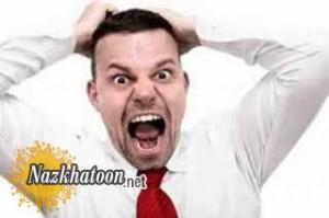 علت عصبانیت و راههای کنترل آن