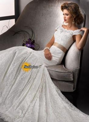 مدل لباس عروس – 58