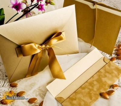 مدل های ساده و شیک کارت عروسی – سری 2