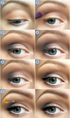 آرایش چشم – مدل 60