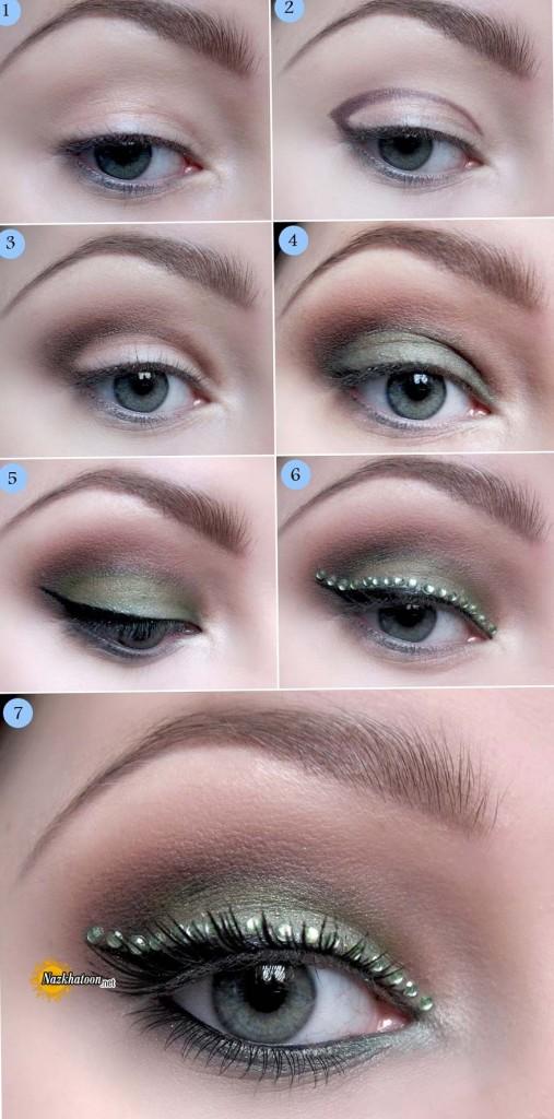 آرایش چشم – مدل 59