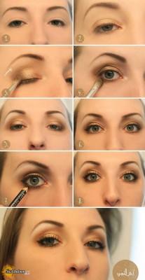 آرایش چشم – مدل 54