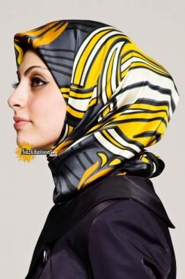 مدل شال و روسری – 11