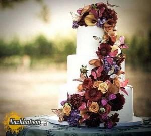 مدل کیک عقد – 7