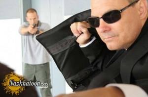 رونمایی کیف لپ تاپ ضد گلوله