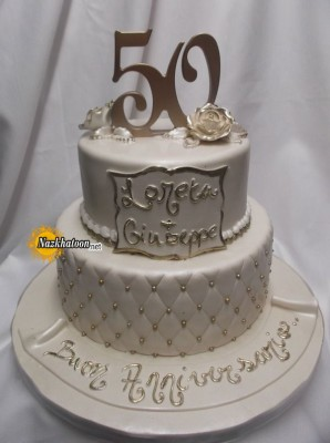 50th-wedding-anniversary-cake-toppers