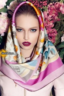 مدل شال و روسری – 10