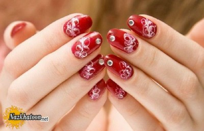 Latest-women-nail-polish-stunning-designs-for-summer-2015-6