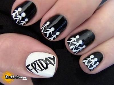 black-nail-designs-cute-polish-unique-ideas
