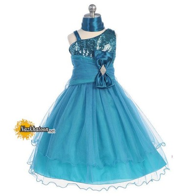 cb147g-teal-bow-mystical-party-girl-dress