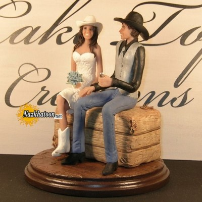 country-wedding-cake-toppers