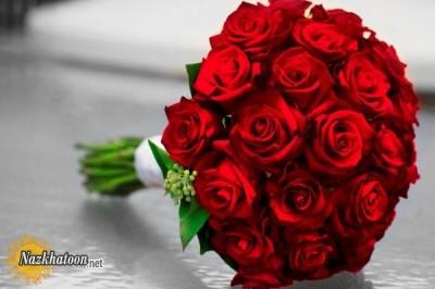 مدل دسته گل عروس – 20