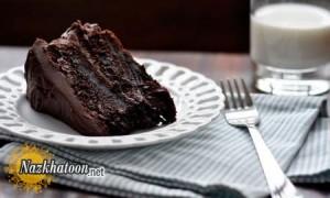 روش تهیه کیک شکلاتی کلاسیک