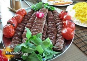 طرز تهیه کباب کوبیده مخصوص