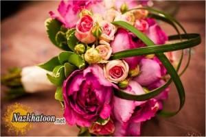 مدل دسته گل عروس – 22