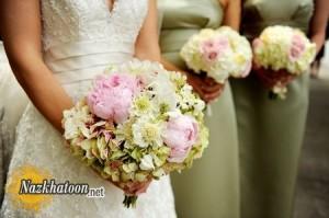 مدل دسته گل عروس – 21