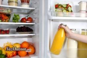 مواد غذایی که نباید در یخچال باشد