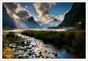 عکسهای طبیعت شگفت انگیز نیوزیلند