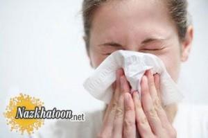 آلرژی در روزهای بهاری