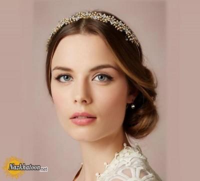 مدل تاج عروس – 9