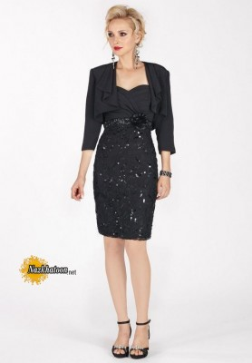 مدل لباس مجلسی کوتاه – 65