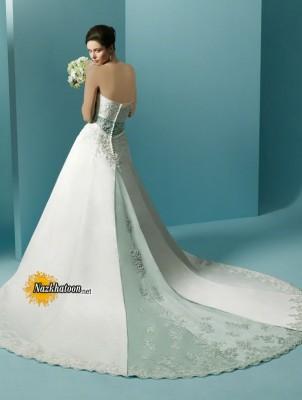 مدل لباس عروس – 74