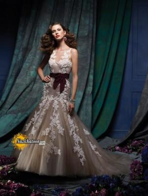 مدل لباس عروس – 71