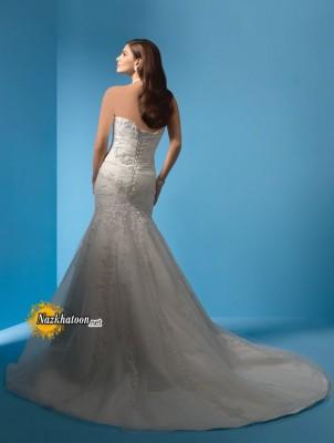 مدل لباس عروس – 73