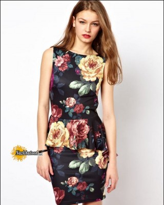 A-Wear-Floral-Dress-Style