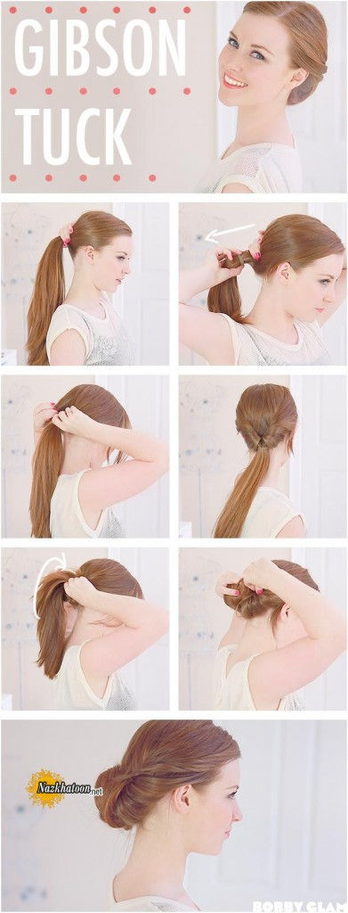 Gibson-Tuck-Low-updo-Tutorial