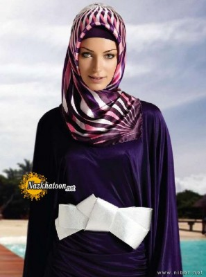 Hijab-Beautiful-Headscarf-Style-Designs-Trends