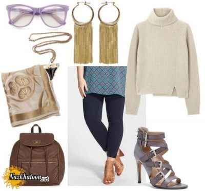 How-To-Wear-Plus-Size-Leggings-Polyvore-Combinations-1-600x560