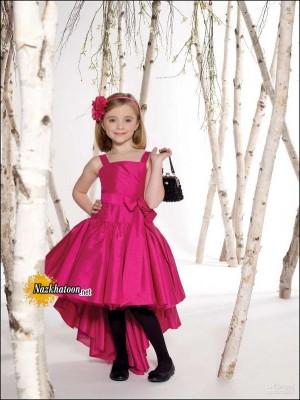 Kids-Dresses-2014-Pink