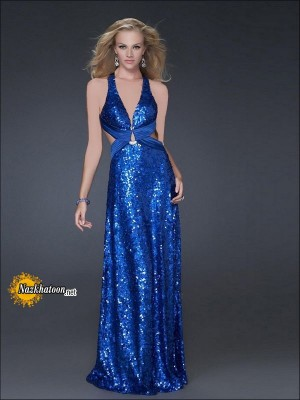 Sequin-Evening-Dresses-Royal-Blue