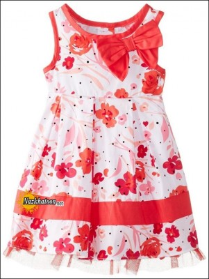 Youngland-Floral-Dress-2014-Red