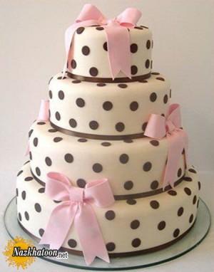 مدل کیک عقد – 8