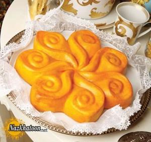 روش تهیه كيک سيب زمينی