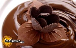 روش تهیه موس شکلاتی