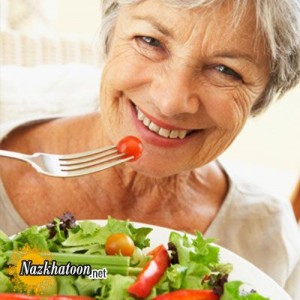 طول عمر و زندگی سالمتر سالمندان