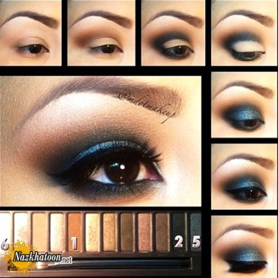 makeup-tutorial-for-big-brown-eyes